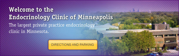 Endocrinology Clinic of Minneapolis. The largest private practice clinic in Minnesota